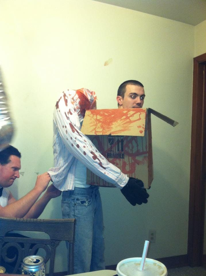 Decapitated Man | Halloween costumes and Costumes