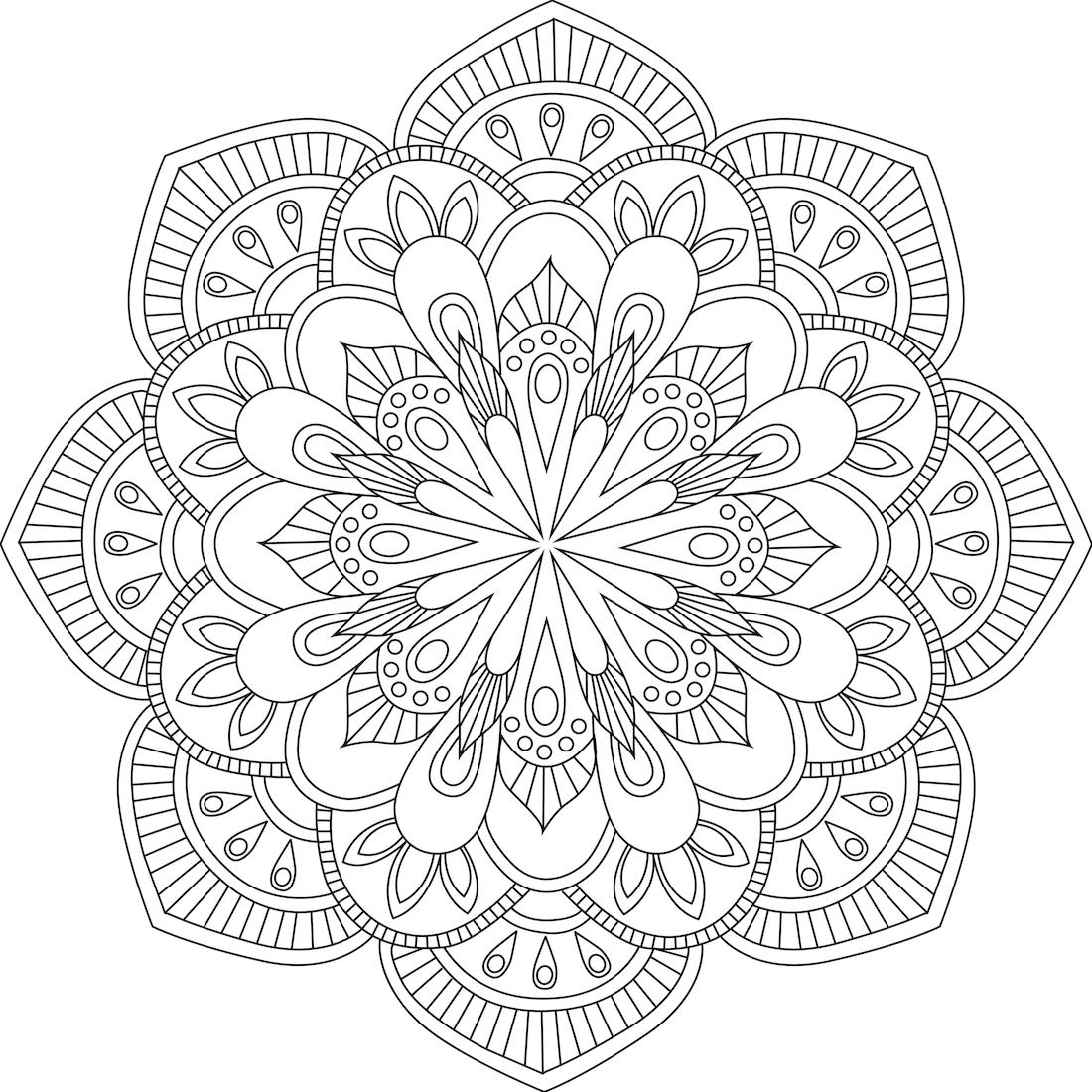Dibujo de Path to Gati para colorear | mandalas | Pinterest ...