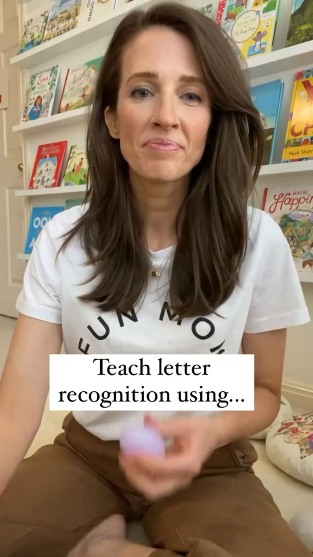 Letter Recognition for Toddlers