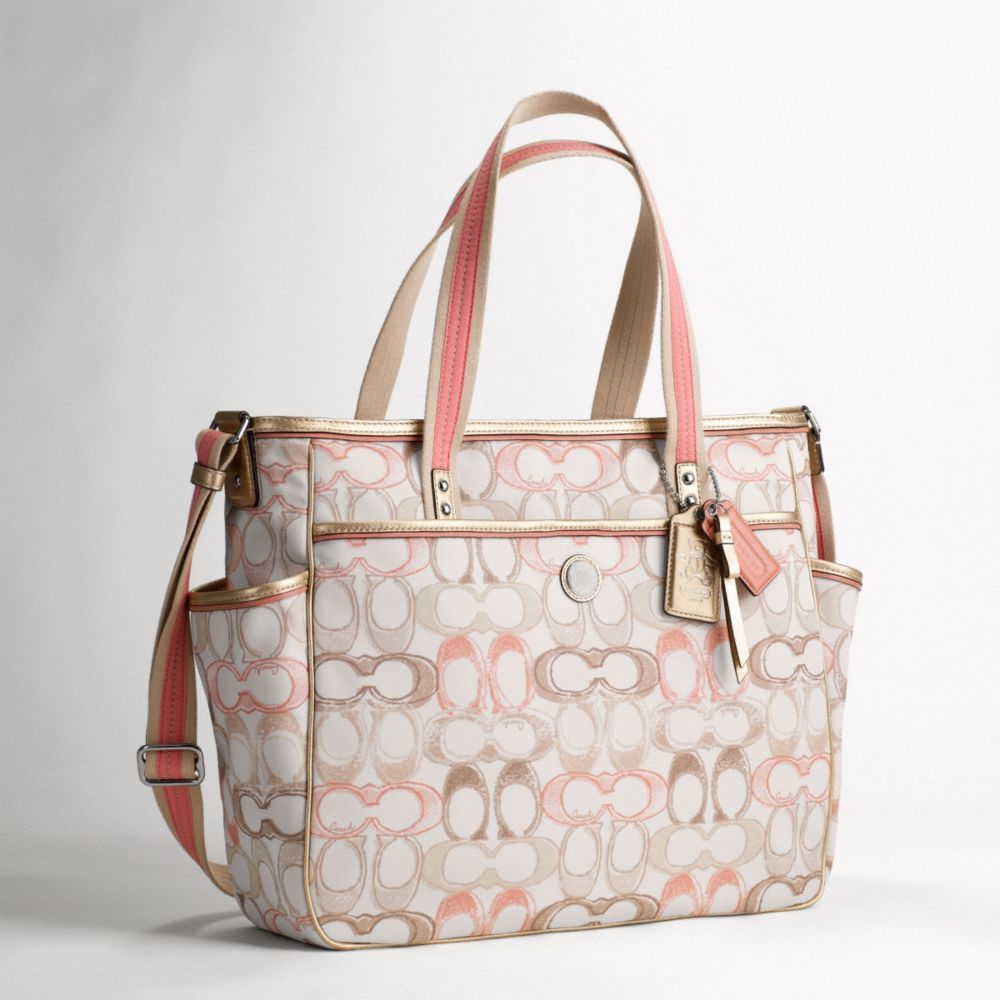 diaper outlet rgf7  Coach: Diaper bag!!! My dream come true