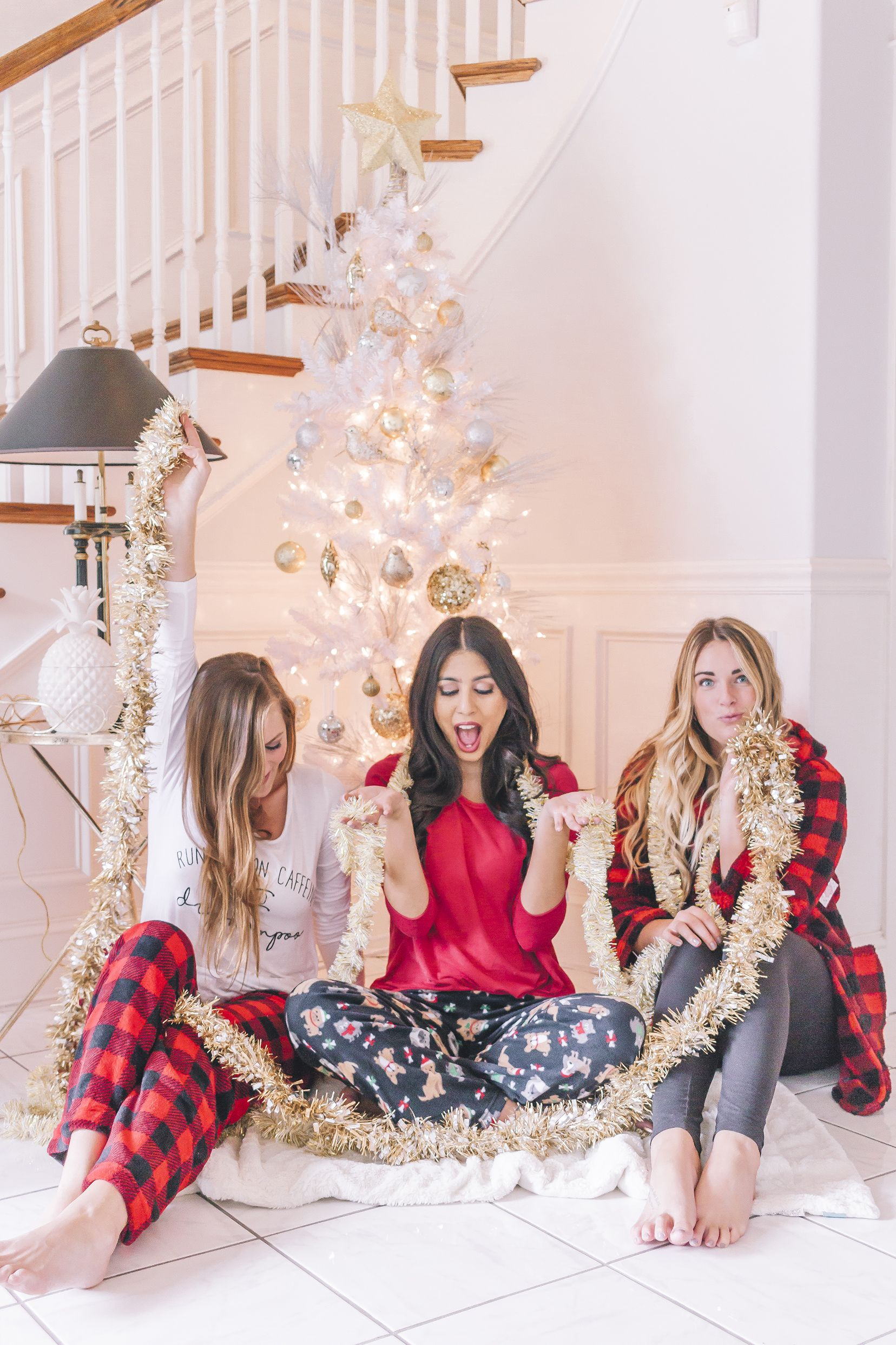 Christmas Pajamas Photoshoot.Christmas Pjs Christmas Pajamas Christmas Photoshoot Our