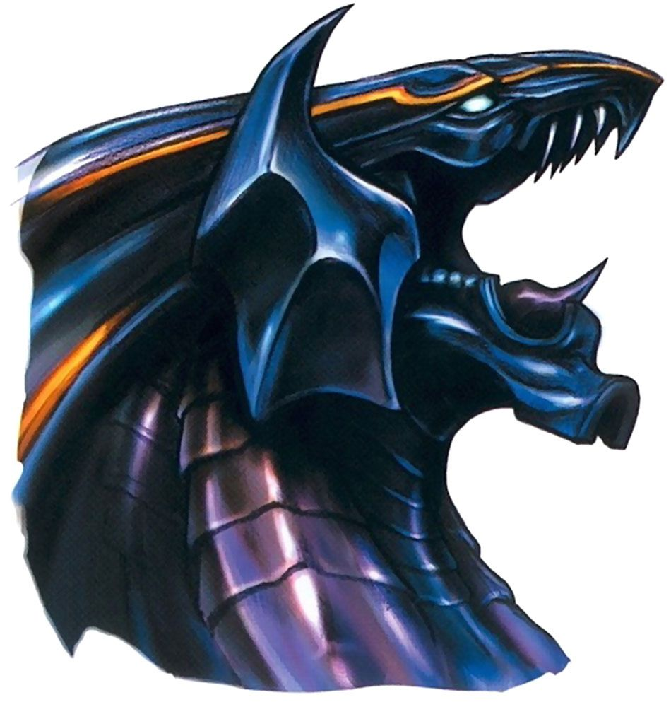 Final Fantasy X - Bahamut