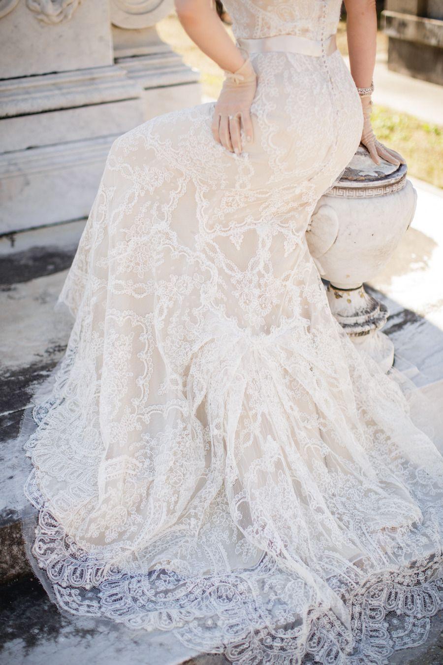 Mardis Gras Inspired New Orleans Wedding Wedding Dress Inspiration Wedding Dresses Bridal Dresses