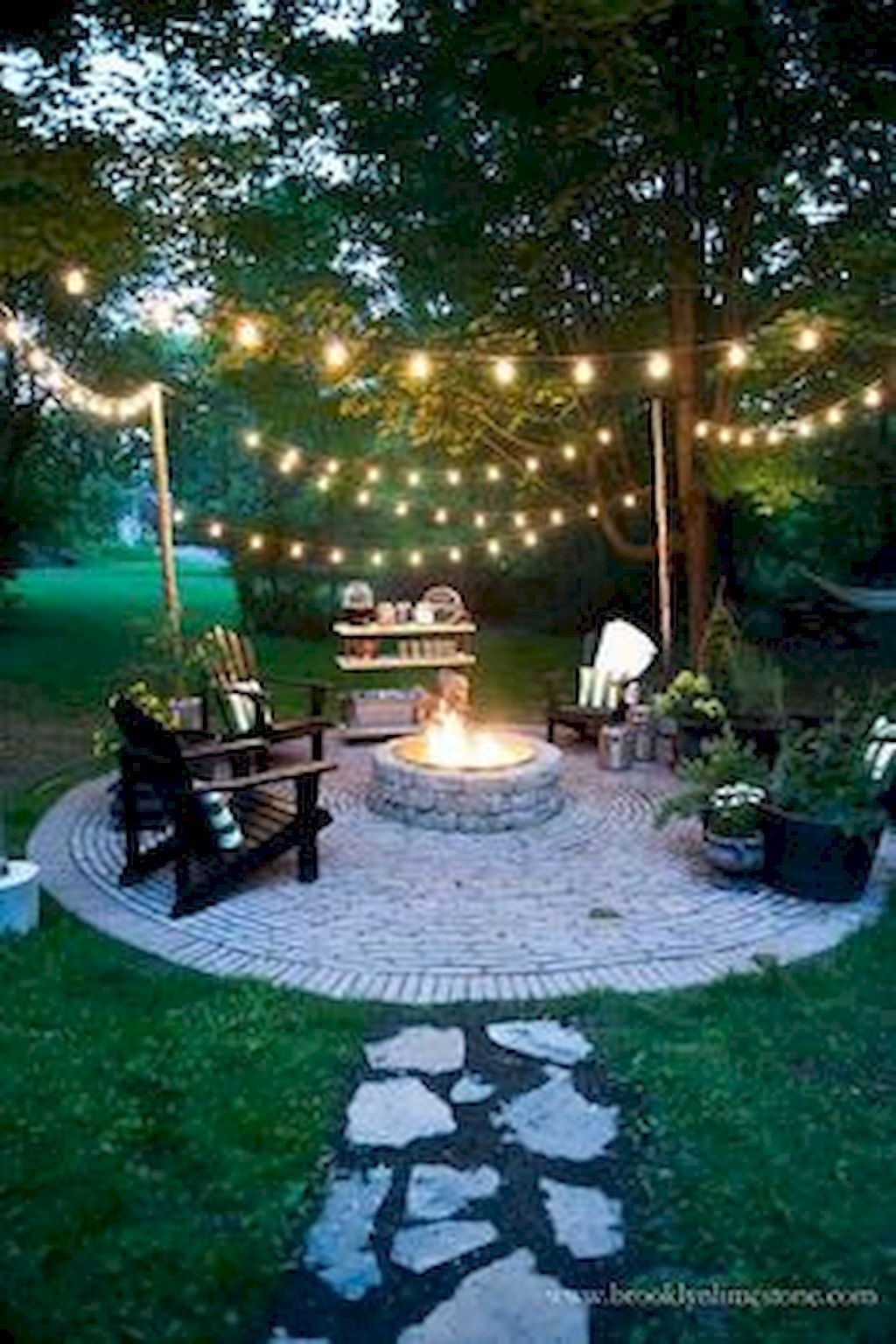 Cool 85 Easy Diy Backyard Seating Area Ideas On A Budget Https Crowdecor