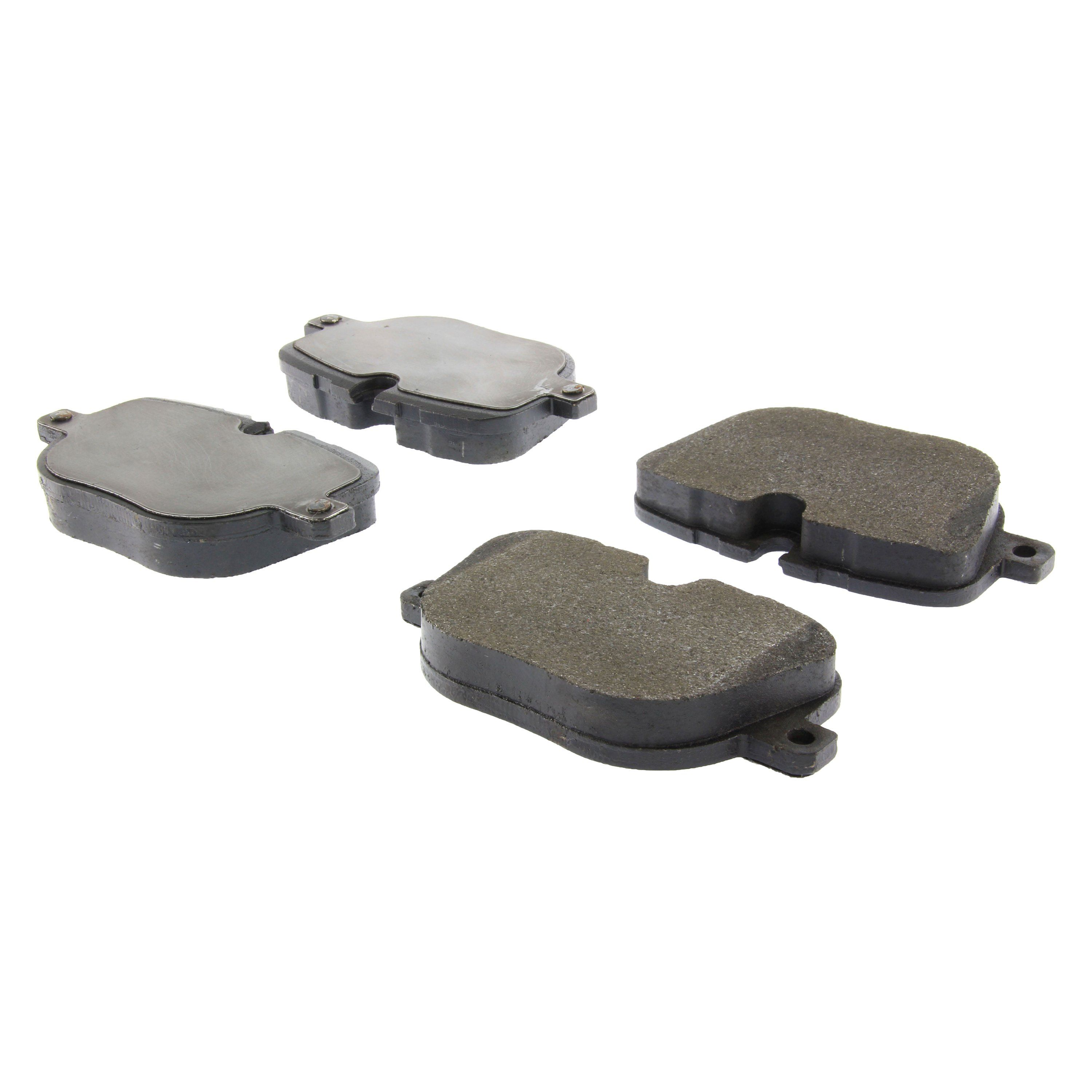 Stoptech Street Select Brake Pads Land Rover Range Rover 10 13 Rear W Hardware 305 14270 Range Rover Range Rover Supercharged Brake Pads