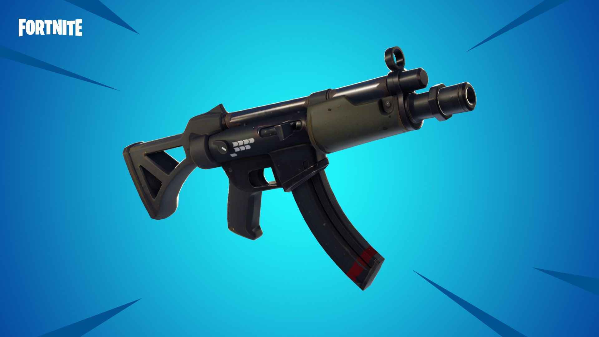 Fortnite V5 0 Content Update Notes – New SMG, Tactical SMG Vaulted