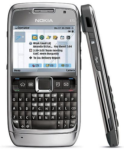 the first successful qwerty from nokia the most capable web phone