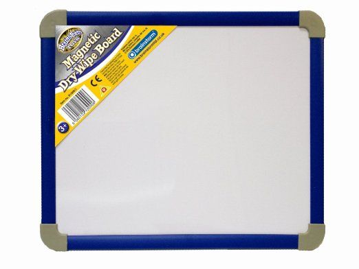 Brainstorm Toys Magnetic Dry Wipe Board: Amazon.co.uk: Toys & Games