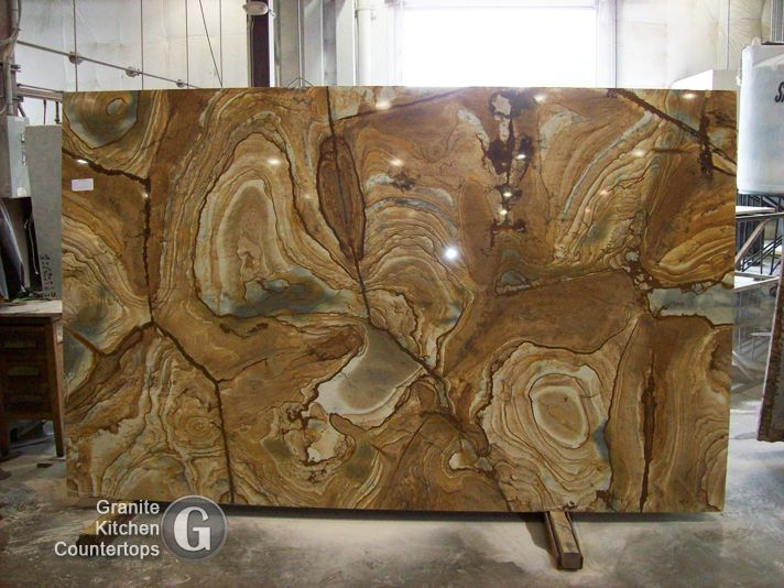 Beautiful Granite Slab