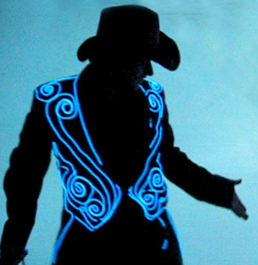 El wire cowboy. | Craft-licious | Pinterest | Burning man ...