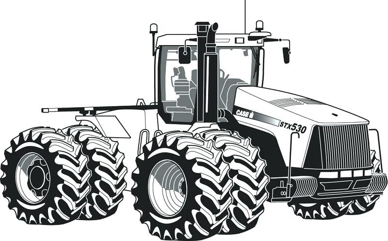 Kleurplaten Tractor Case.70 New Photography Of John Deere Coloring Pages Farm Tractor