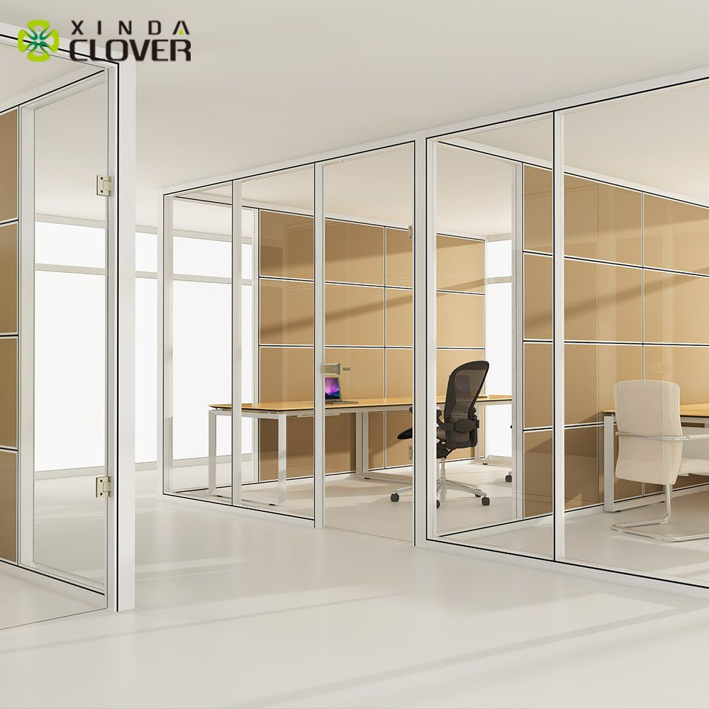 Home Officeinterior Design Ideas: HK85 Series Office Full Height Wall Partition For Private