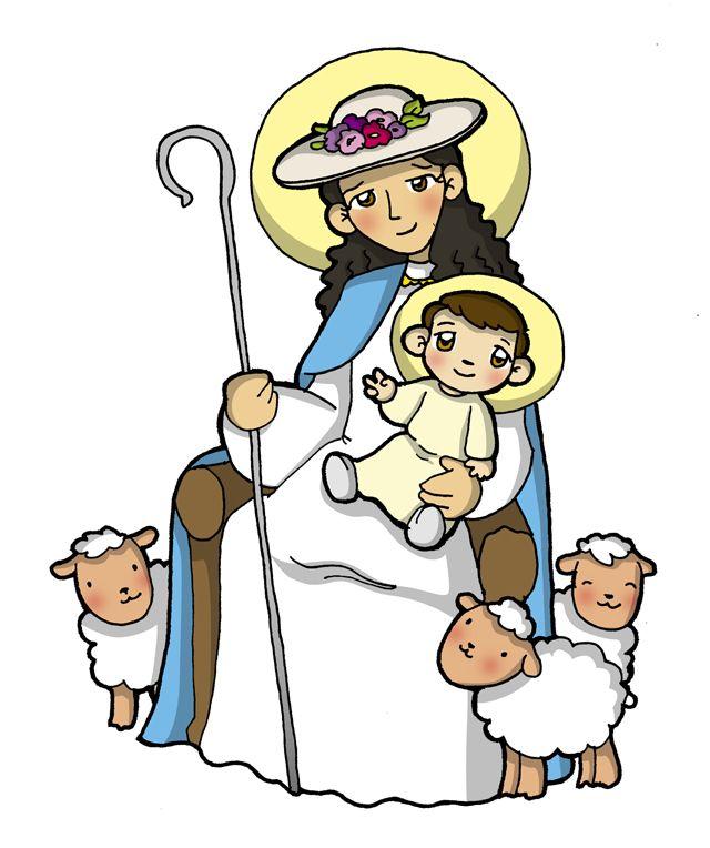 Divina Pastora Jpg 640 764 Painting Blog Art Coloring Pages