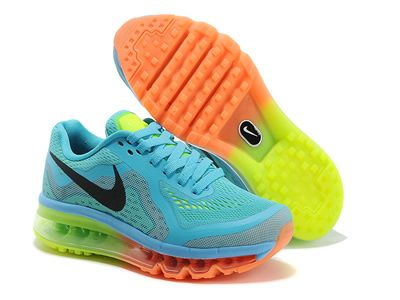 Nike Air Max 2016 giallo