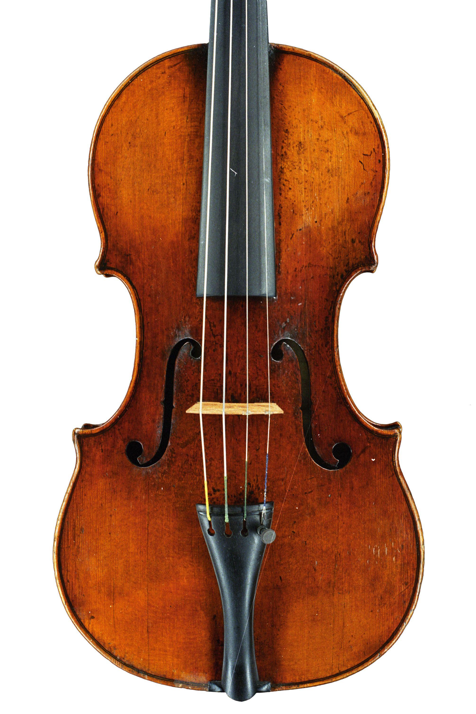 Amati Hieronymus The Second Cremona 1690 Stradivarius Violin Violin Violin Instrument