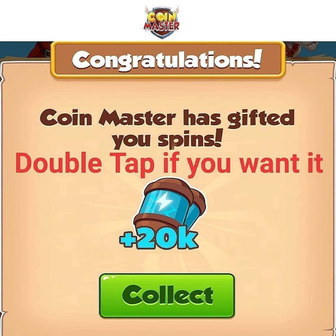 Free Spins Coin Master May 2020
