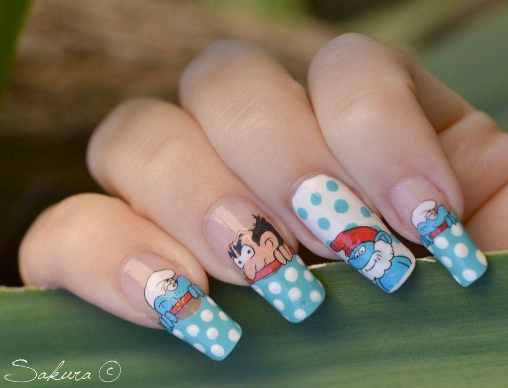 Cute nail designs 2012