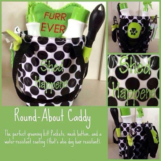 Thirty One S Round About Caddy 25 Before Personalization For