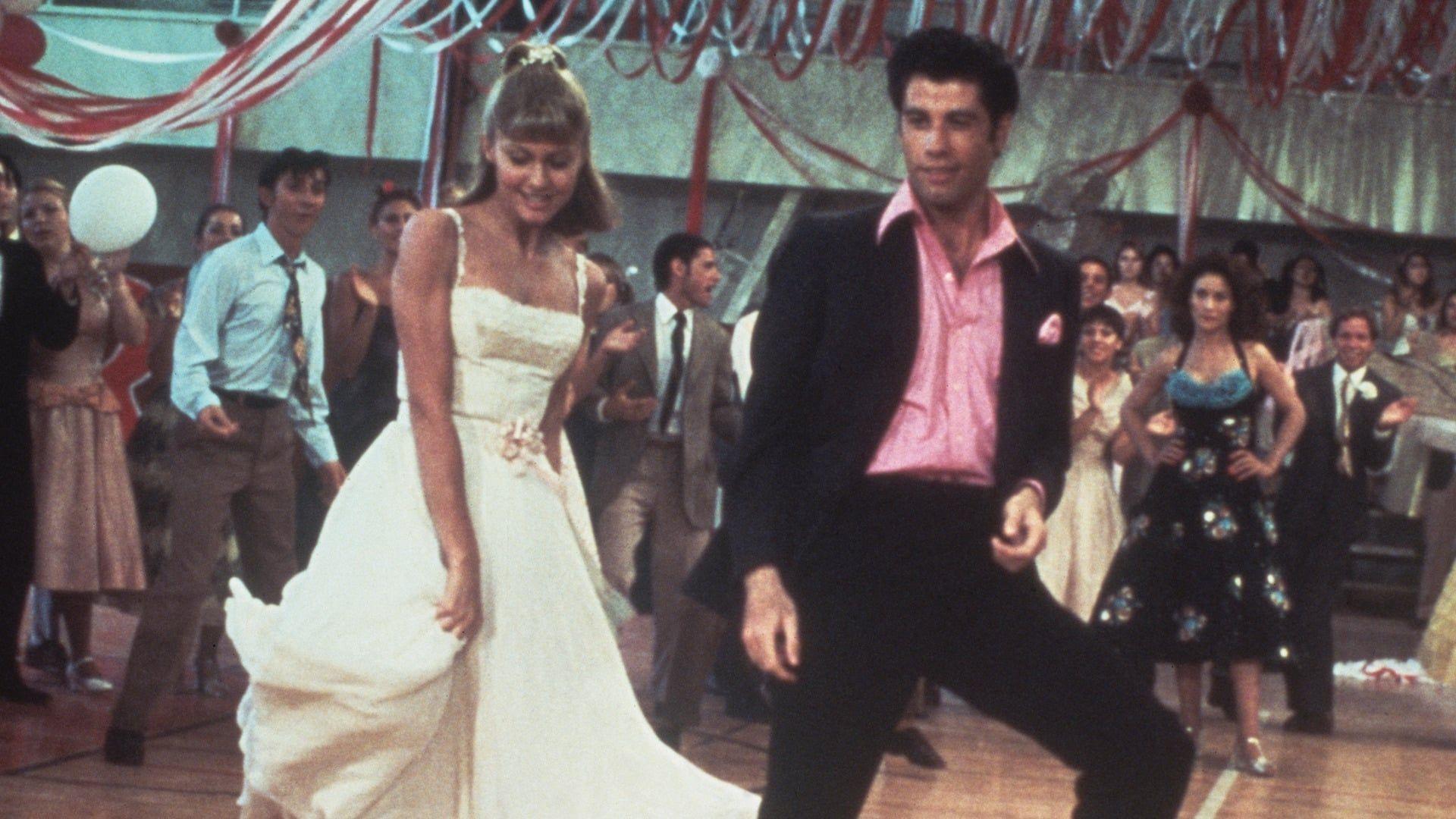 Grease 1978 fuld film online streaming dansk movie123 i