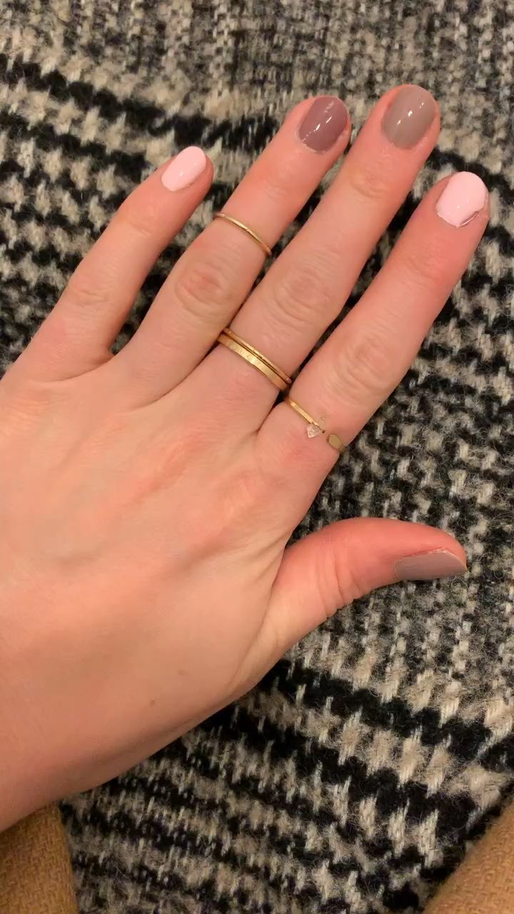Photo of nail trend