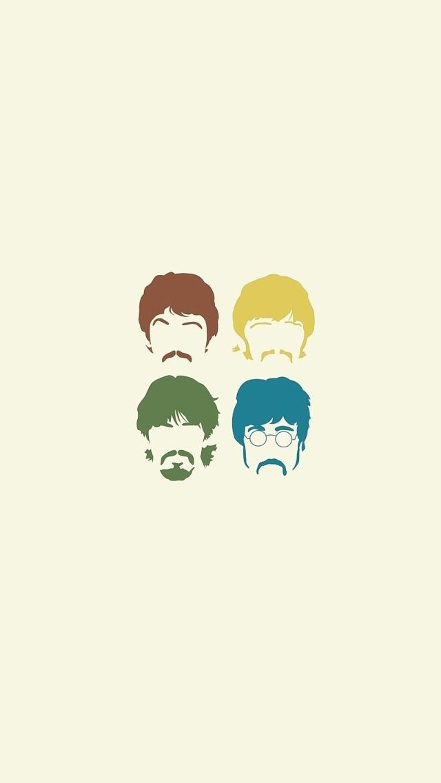 Beatles Phone Wallpaper