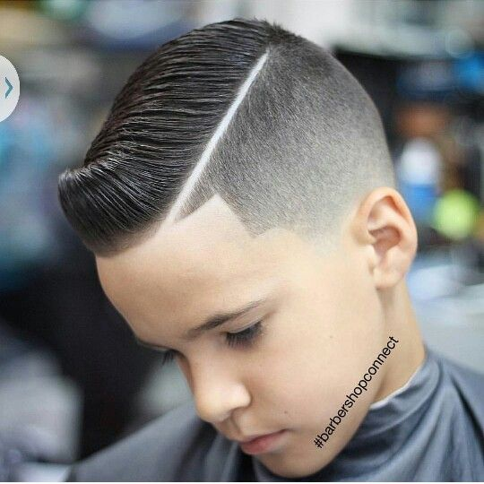 Cool Haircuts For Boys Long Pompadour Fade