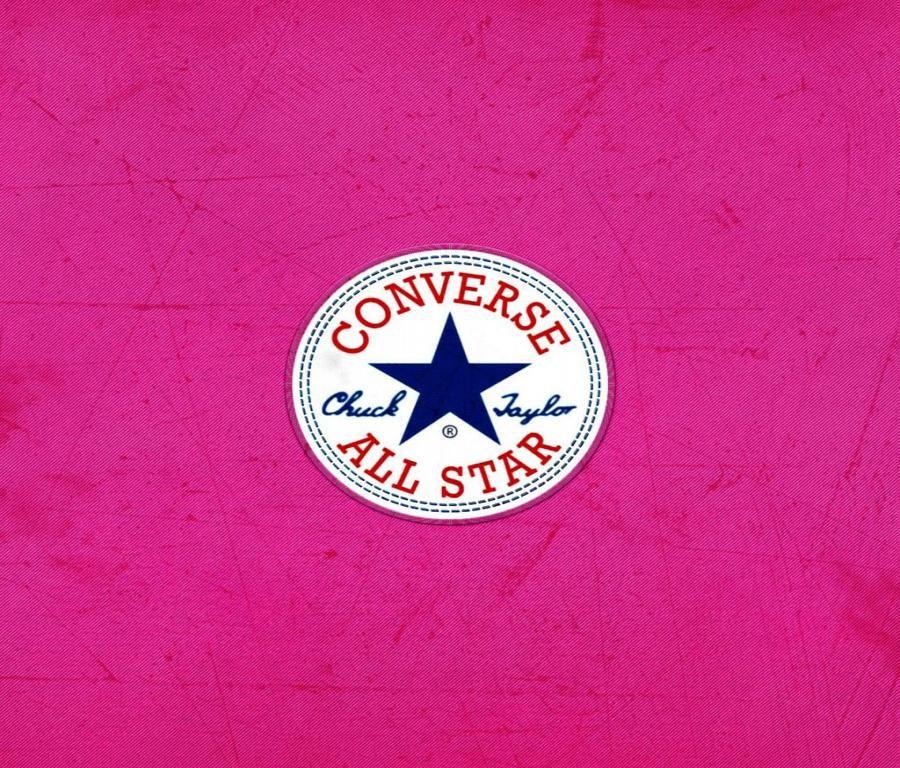 Converse Converse all star pink, Converse wallpaper