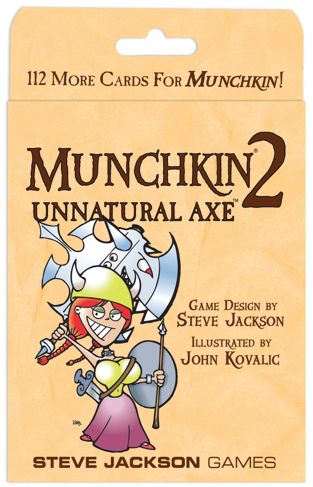 Munchkin 2 - Unnatural Axe | Games - Game Night | Pinterest | Gaming
