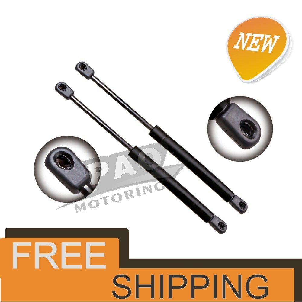 2Qty Liftgate Strut Lift Support Spring Gas Spring Shock