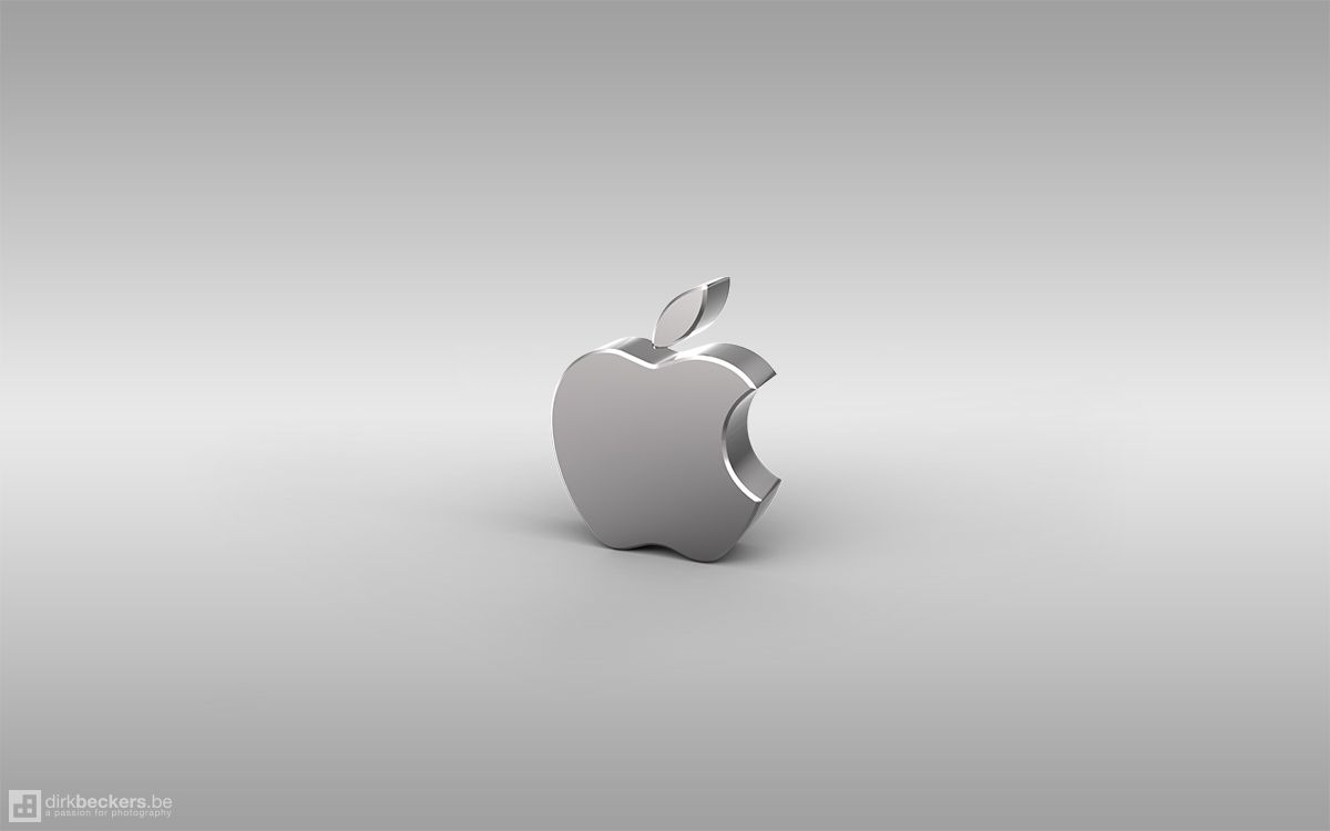 Home Dirk Beckers Apple Logo Wallpaper Silver Wallpaper Hd Apple Logo