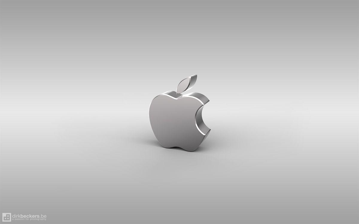 3d Apple Logo Apple Logo Wallpaper Silver Wallpaper Hd Apple Logo