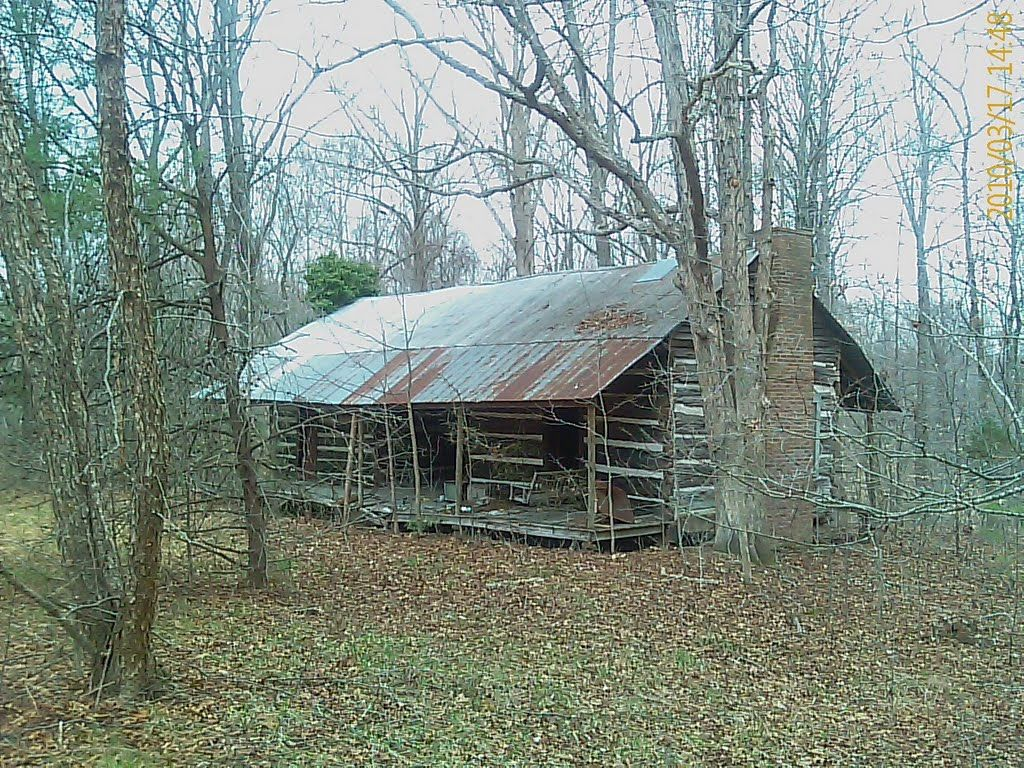 Old time hunting cabin prints for homes a pictures of for Old rustic cabins