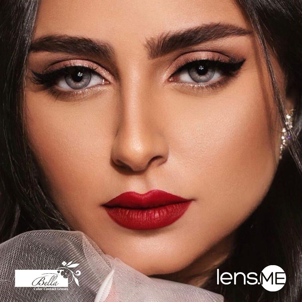 Bella Elite Cloudy Grey 2 lenses in 2020 Makeup