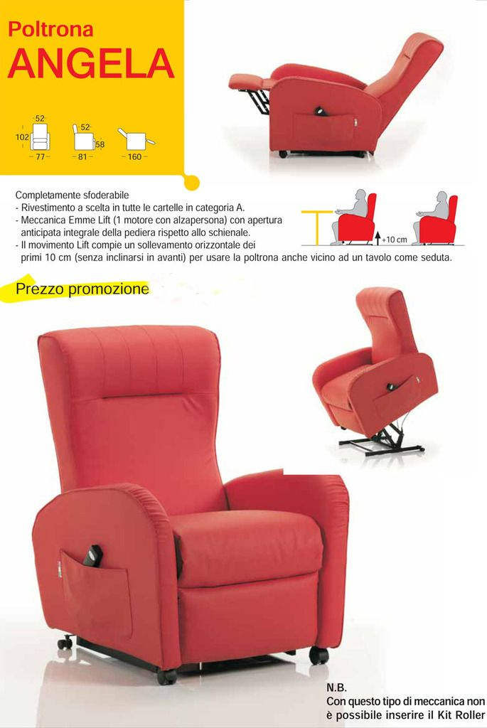 Poltrona Relax Lounge.Poltrona Relax Mod Angela Relaxing Chairs Recliner