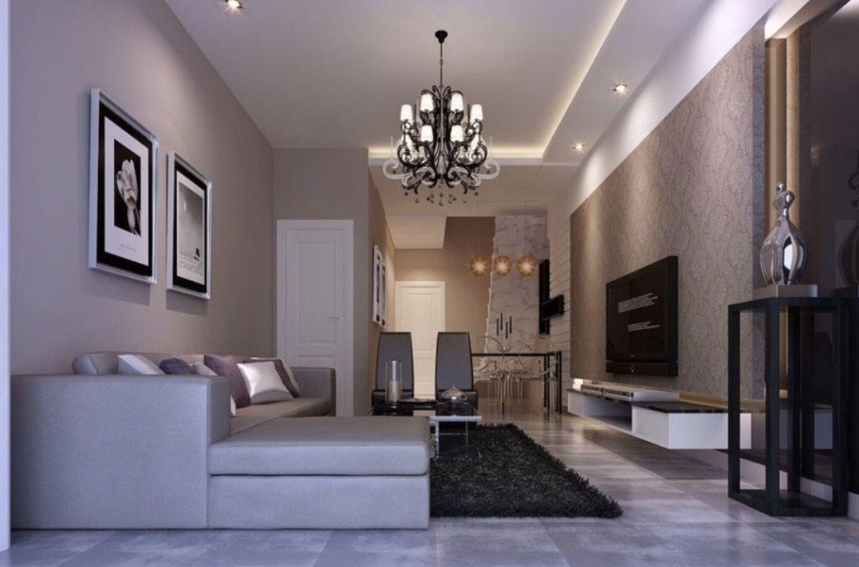 Pingl par dinara sur home renovation plafond staff - Interior design courses in dubai ...