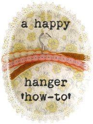 Happy hangers
