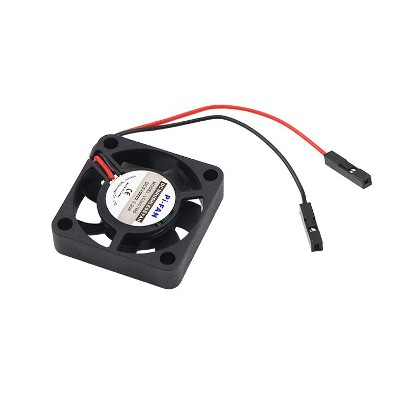 Raspberry Pi 3 CPU Fan Cooling Fan Adjustable 3 3V 5V For