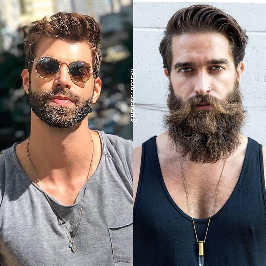 Langer oder kurzer Bart ? Was ist deine Meinung ? 🧐 Folge