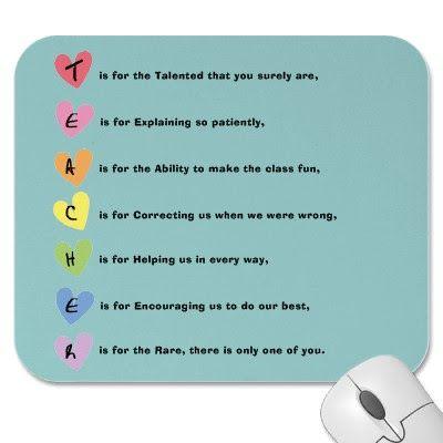 Thank You Kindergarten Teacher Poems - 365 funny pics via Relatably.com | Teacher Gift Ideas ...