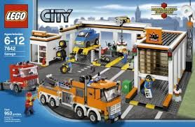 Lego City Tow Truck Station Google Search Lego City Garage Lego City Lego
