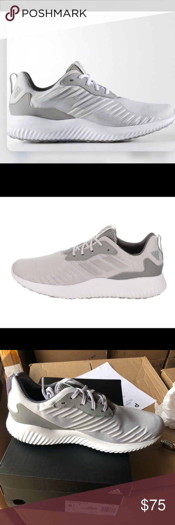 best authentic 5dae5 87e98 Adidas ALPHABOUNCE rc B42863 Adidas men s shoes adidas Shoes