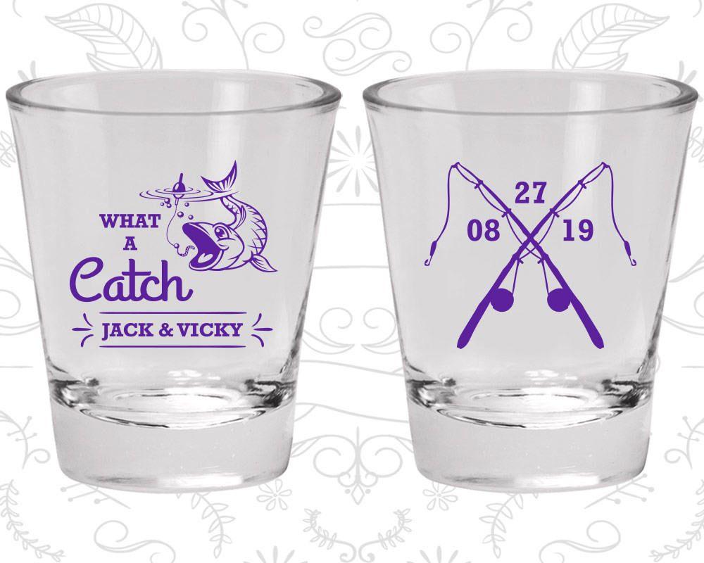 Wedding Shot Glass Favors, Personalized Shot Glasses, Shot Glasses ...