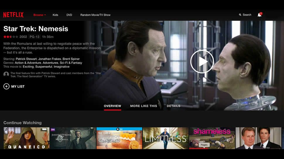 Netflix can now pick something random for you to watch