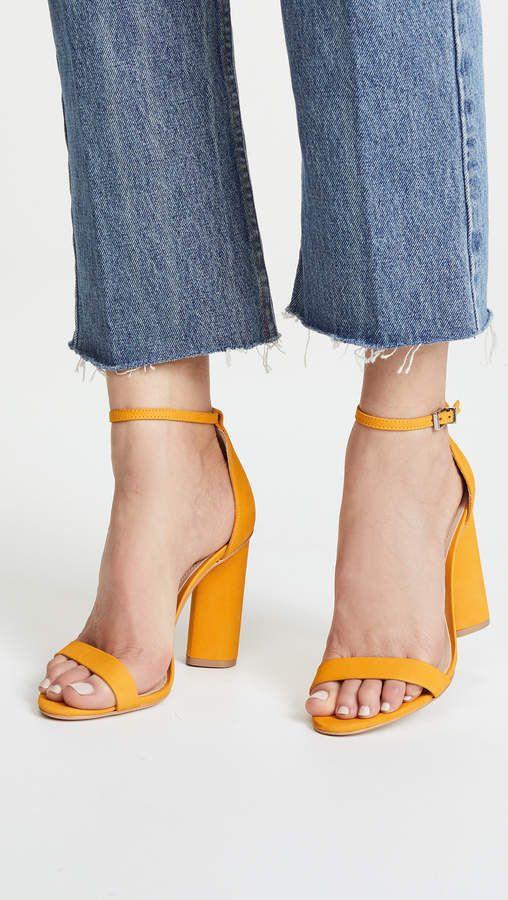 bbe877c3823 Schutz Jeannine Block Heel Sandals  affiliate