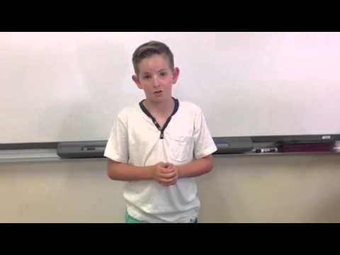 Best Th Grade Student Council Presidential Speech Ever