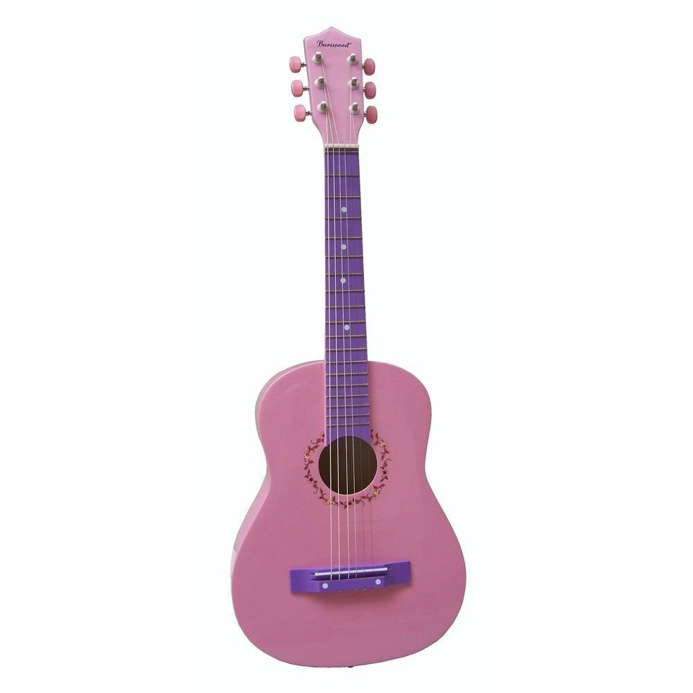30 Inch Pink Student Guitar 30 Student Guitar Pink Ready Ace 1000 In 2020 Toys For Girls Guitar Kids Cool Toys For Girls