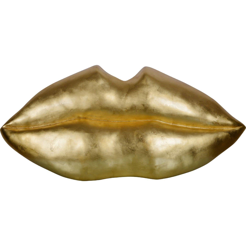 Ren-Wil W6328 Kiss Kiss Wall Decor in Matt Gold | Wall decor, Kiss ...