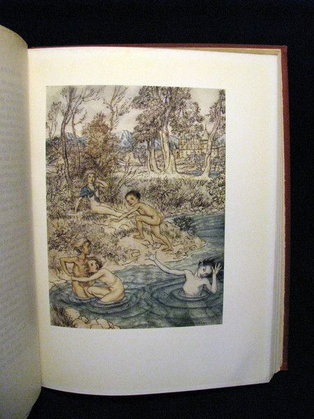 1932 Rare First Edition - Andersen's Fairy Tales illustrated by Arthur RACKHAM