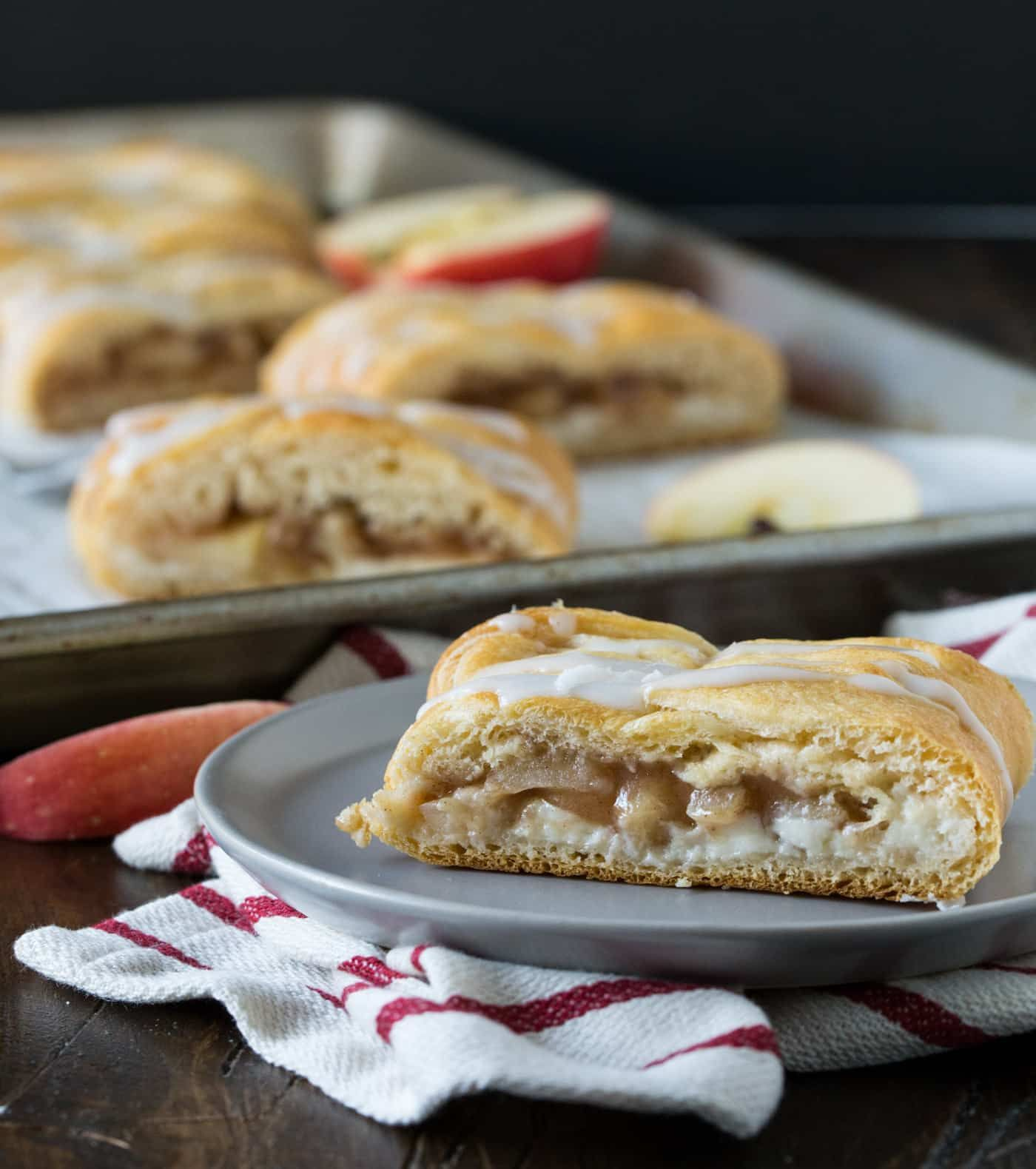 Best Breakfast Recipes Of All Time From People: This Easy Apple Cream Cheese Danish Is A Delicious