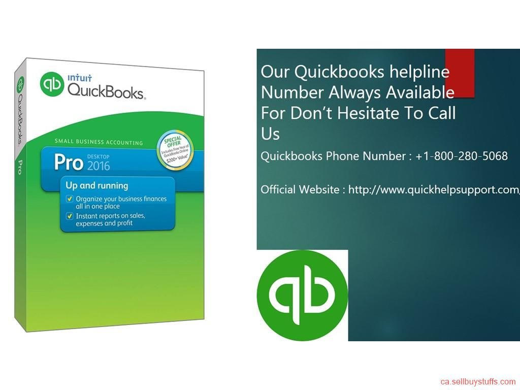 second hand/new Try our Quickbooks Customer Service for